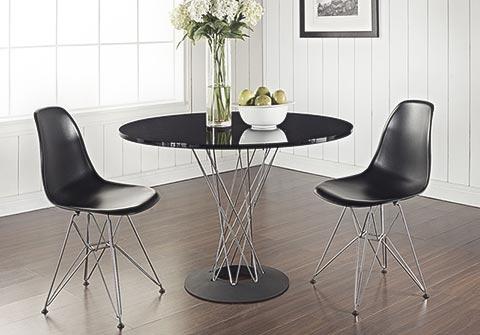 Noguchi Coffee Tisch mit Eames Chair
