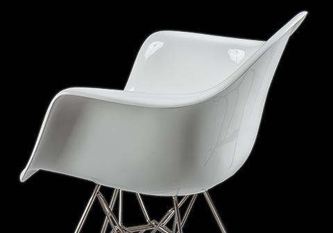 Eames Plastic Sitzschale