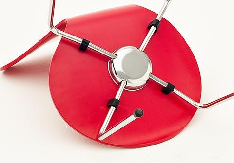 Jacobsen Chair Halterung